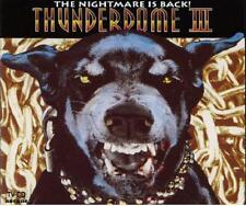 THUNDERDOME III 3 = Hooligan/Dee/Dentist/Tumor/Kuadra...=2CD=HARDCORE GABBER !!