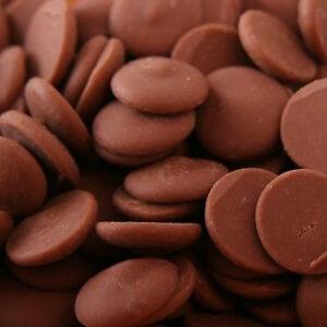 800g Belgische Vollmilch Schokolade Callebaut Kuvertüre