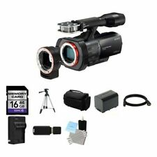 Sony Handycam NEX-VG900 HD Camcorder 16GB Package