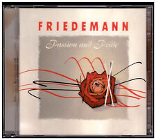 Audiophile Biber 2 CD Friedemann - Passion And Pride