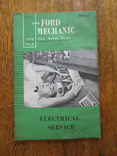 1955 Ford Cars electrical service - Ford Service Forum