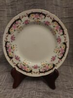 Allyn Nelson Collection Bone China Pink and Yellow Flowers