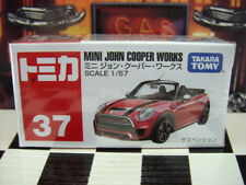 TOMICA #37 MINI JOHN COOPER WORKS 1/57 SCALE NEW IN BOX