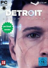 Detroit: Become Human Steam Key PC Steam Standard Game [Action Spiel Code] [EU]