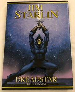 DREADSTAR - THE BEGINNING HARDCOVER GRAPHIC NOVEL BY JIM STARLIN DYNAMITE