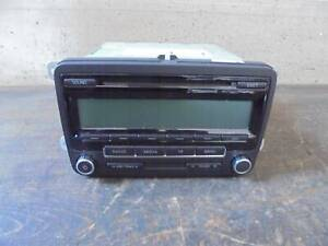 Radio CD Seat Altea XL 5P 5P0035186B 1.6TDi 77kW CAYC 190419