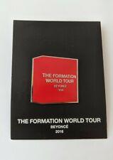 Beyonce Formation World Tour Pin Rare