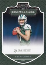 Christian Hackenberg 2016 Panini Football Sammelkarte, (Rookie) #280