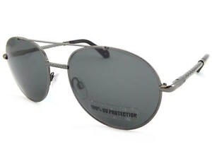 Roberto Cavalli  Women's Sunglasses Shiny Gunmetal / Grey RC958 08A