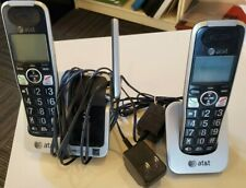 At&T 2-Handset Cordless Phone System Crl81212