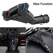 FM Transmitter Aux Modulator Bluetooth Handsfree Car Kit Car Audio MP3-Player