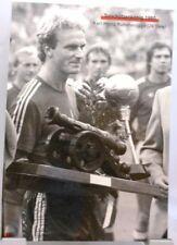 K.-H. Rummenigge + Torschützenkönig 1980 B. München  + Fan Big Card Edition C79