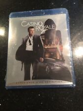 CASINO ROYALE (Blu-ray, 2006) Brand New Factory Sealed