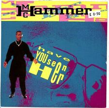 "MC Hammer - Have You Seen Her - 7"" Record Single"