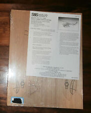 6 Bell Cobra Helicopter Wooden Model Kits S&S Scouts Arts & Crafts