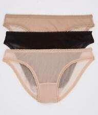 OnGossamer Mesh Hip Bikini 3-Pack Panty - Women's