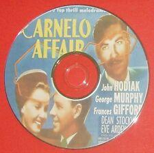 FILM NOIR 367: THE ARNELO AFFAIR 1947 Arch Oboler, John Hodiak, George Murphy