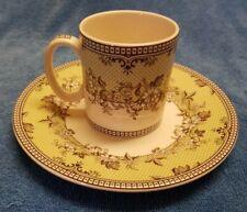 "NWT Thomas Kinkade 2005 Spode Cottage Tea Cup Coffee Mug and 8"" Plate New 2pc"