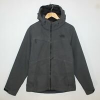 Vintage The North Face Dryvent Windbreaker Jacket Size Small Grey