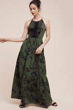 Anthropologie Ranna Gill Halterneck Herbaliste Maxi Dress,Size: UK6 NEW £168