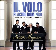 Notte Magica Three Tenors Tribute - Il Volo & Domingo Placido CD Sealed ! New !