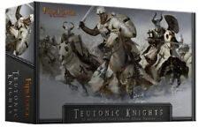 FIREFORGE GAMES 28mm Teutonic Knights Cavalry 12 Mounted Figure Kit FREE SHIP