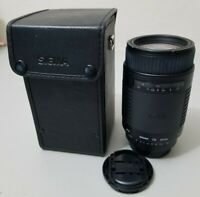 Sigma DL Zoom 75-300mm 1:4-5.6 Lens for Sony A Minolta Mount SLR DSLR Camera