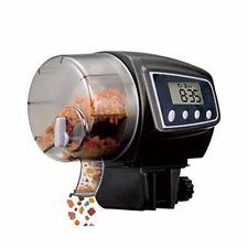 100mL Digital Automatic Fish Feeder Aquarium Tank Pond Auto Fish Food Timer
