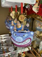 BRAND NEW DISNEY SKETCHBOOK ORNAMENT THE EMPEROR'S NEW GROOVE 20TH ANNIVERSARY