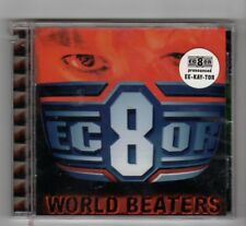 (HY81) Ec8or, World Beaters - 1998 Sealed CD
