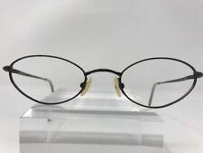 a4a0e702dc00b Gucci Eyeglasses GG 2648 D2M 47-20-130 Bronze Oval Italy METAL SLEEK G422