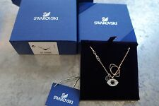 Swarovski Duo Evil Eye Pendant Crystal Authentic 5172560