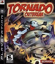 Tornado Outbreak - Playstation 3, Good PlayStation 3, Playstation 3 Video Games