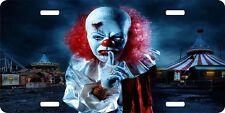 Clown Zirkus Verrückt Zombie Monster Lizenz Platte Auto Truck Tag