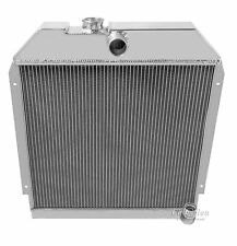 1949-1952 Chrysler Town & Country All Aluminum 3 Row Core KR Champion Radiator
