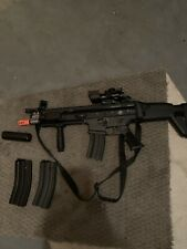 Open bolt SCAR-L CQC Airsoft Gbb Rifle By WE