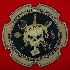 Challenge coin 27th maintenance squadron, U.S. air force army Coins Militaria