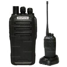 BaoFeng UV-6 Dual Band VHF UHF 136-174/400-470 FM Ham Transceiver Two Way Radio