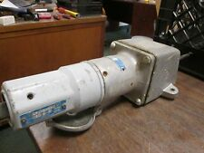 Crouse-Hinds Plug & Receptacle Set APJ 6485 / AP 642 30A 3P 4W Used
