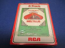 Mel Tillis 8 Track, It's A Long Way To Daytona,Dream of Me,The One That Got Away