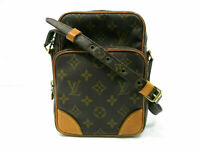 Authentic LOUIS VUITTON Monogram Amazon M45236 Shoulder Bag PVC Leather 87207