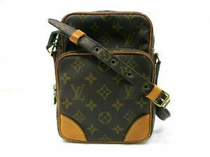 Authentic LOUIS VUITTON Monogram Amazon M45236 Shoulder Bag PVC Leather 87207