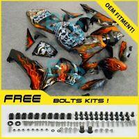 airbrush Fairings Bodywork Bolts Screws Set For HONDA CBR600RR 2003-2004 103 J6
