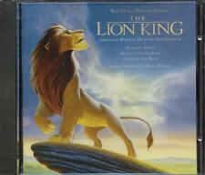 The Lion King Ost - Elton John Cd Ottimo