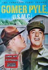 GOMER PYLE U.S.M.C. - JIM NABORS - COMPLETE FIRST SEASON - (5) DVD SET - SEALED