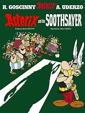 ASTERIX AND THE SOOTHSAYER  Hardback - NEW
