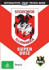 ST GEORGE ILLAWARRA SUPER QUIZ...REG 4...NEW & SEALED