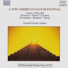 Latino-américain guitares-Festival: Gerald Garcia