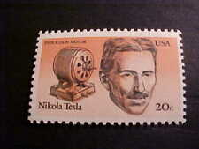 Scott # 2057 Nikola Tesla Unused OGNH