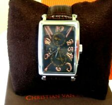 CHRISTIAN VAN SANT WATCH NEW IN BOX WITH PAPERS